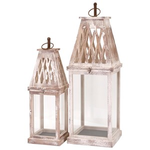 Ramsey Lanterns - Set of 2