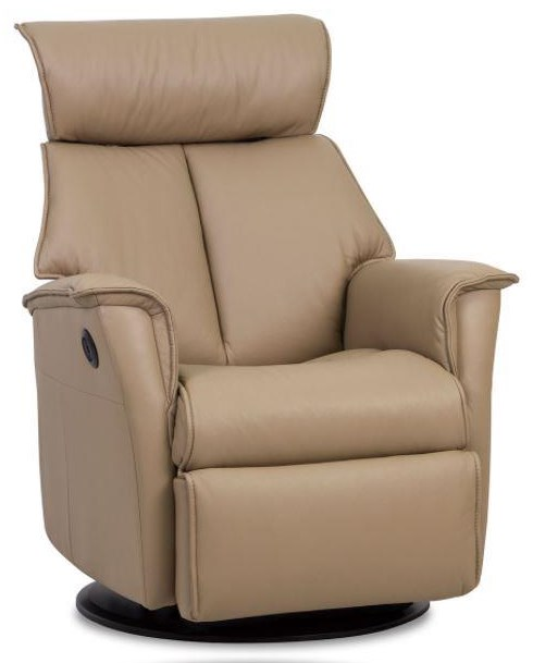 Recliners Leather Recliner by IMG Norway at Sprintz Furniture