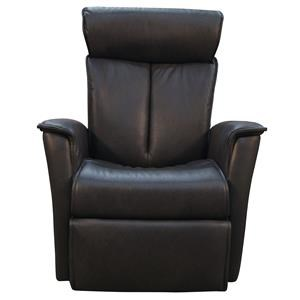 Duke Relaxer with Chaise/Motor - Compact Size