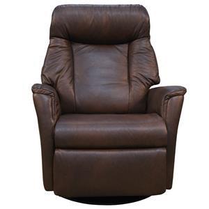 Amanda Relaxer with Chaise, Motorized Lumbar & Headrest - Large Size