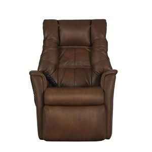 Lift Recliner with Lumbar and Headrest