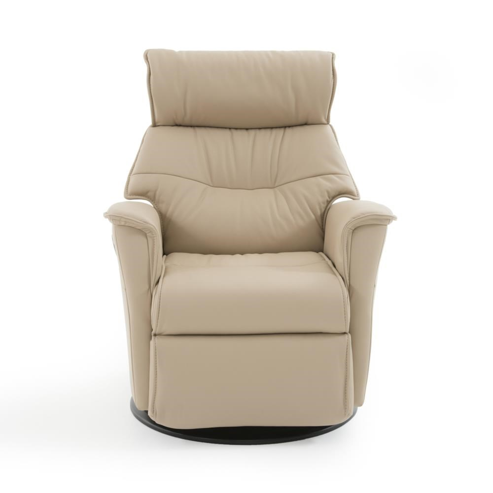 Captain Compact Recliner with Chaise by IMG Norway at Baer's Furniture