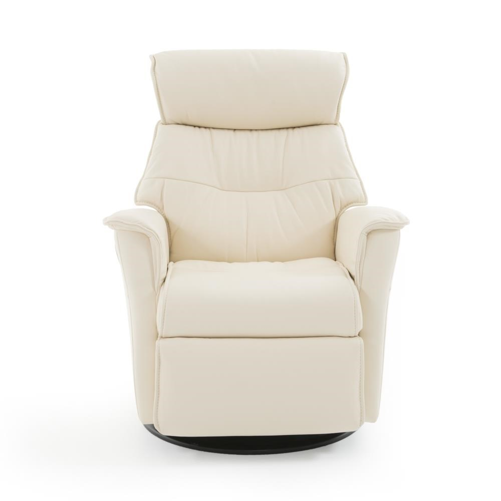 Captain Standard Recliner with Chaise by IMG Norway at Baer's Furniture