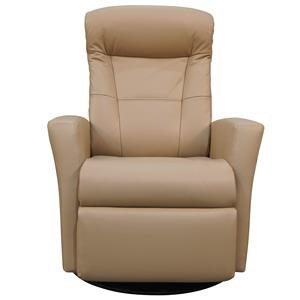 Grove Relaxer with Chaise/Glider Locker - Standard Size