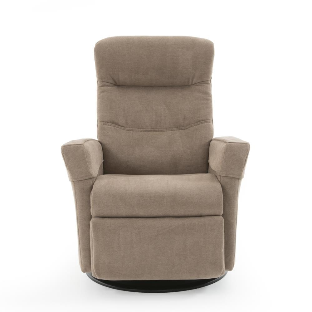 Lord Glider Recliner with Molded Foam by IMG Norway at Baer's Furniture