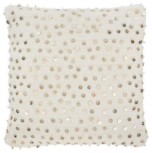 "Pillow 20x20"" White Souk Cushion by Indaba at Stoney Creek Furniture"