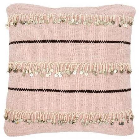 "Pillow 20x20"" Blush Medina Cushion by Indaba at Stoney Creek Furniture"
