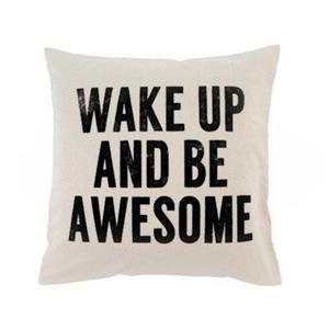 Wake Up Cushion