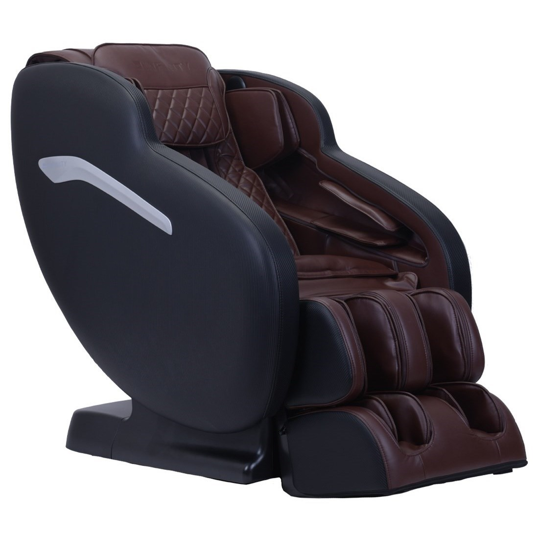 Aura Power Reclining Chair with Massage and Heat by Infinity at Rife's Home Furniture