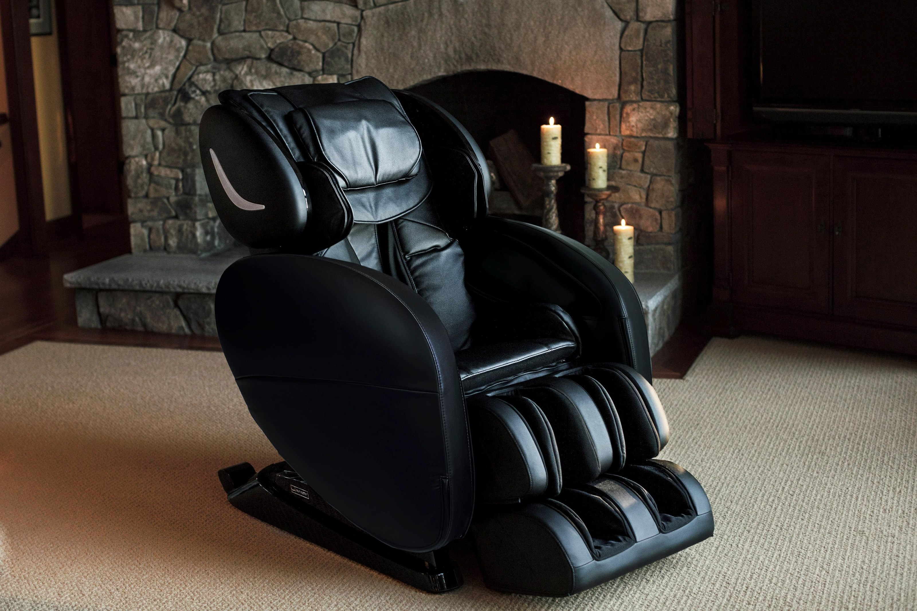 Smart Chair X3 Zero Gravity Reclining Massage Chair by Infinity at Rife's Home Furniture