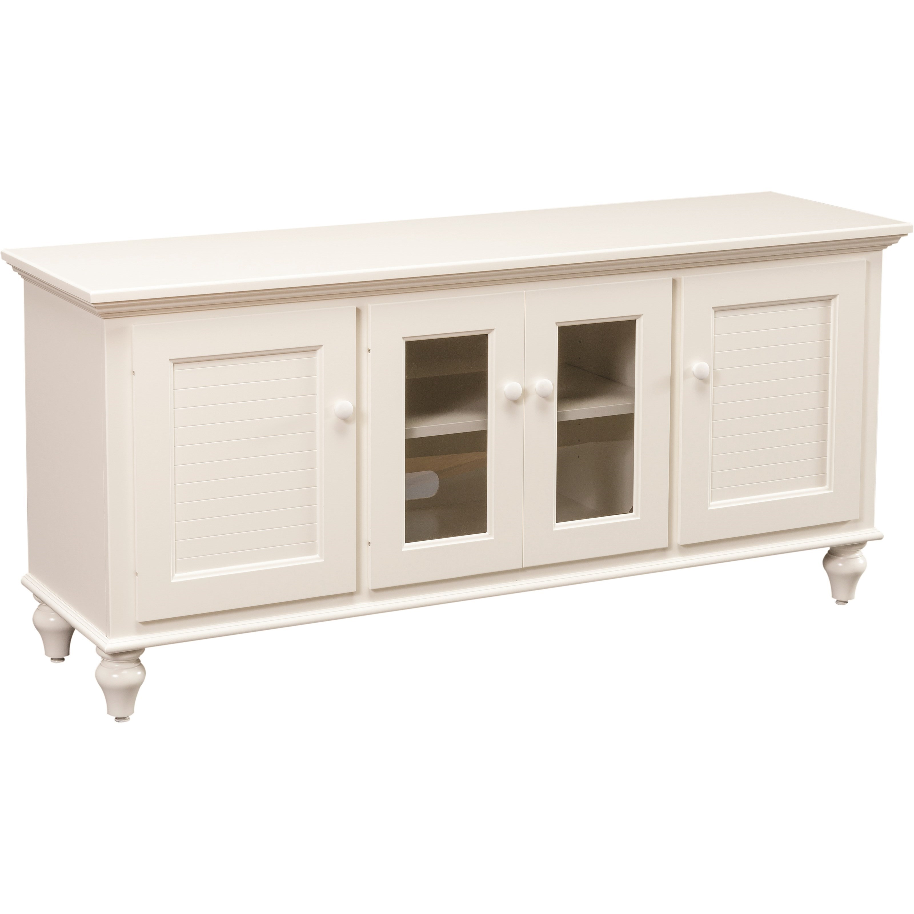 Entertainment Austin TV Stand by INTEG Wood Products at Saugerties Furniture Mart