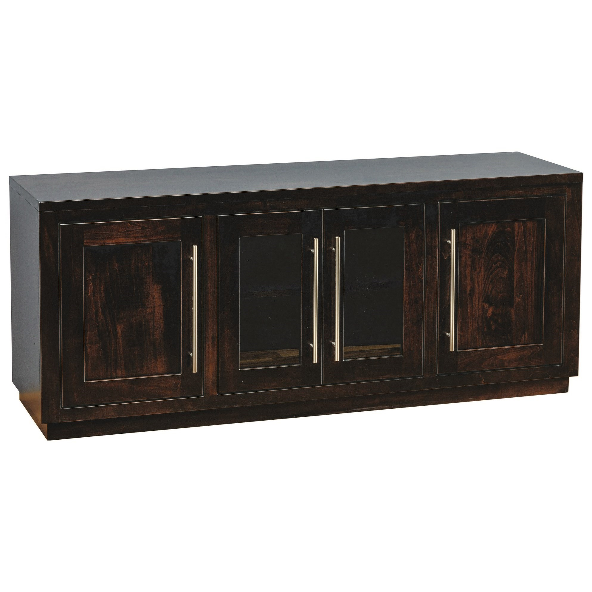 Entertainment NY TV Stand by INTEG Wood Products at Saugerties Furniture Mart