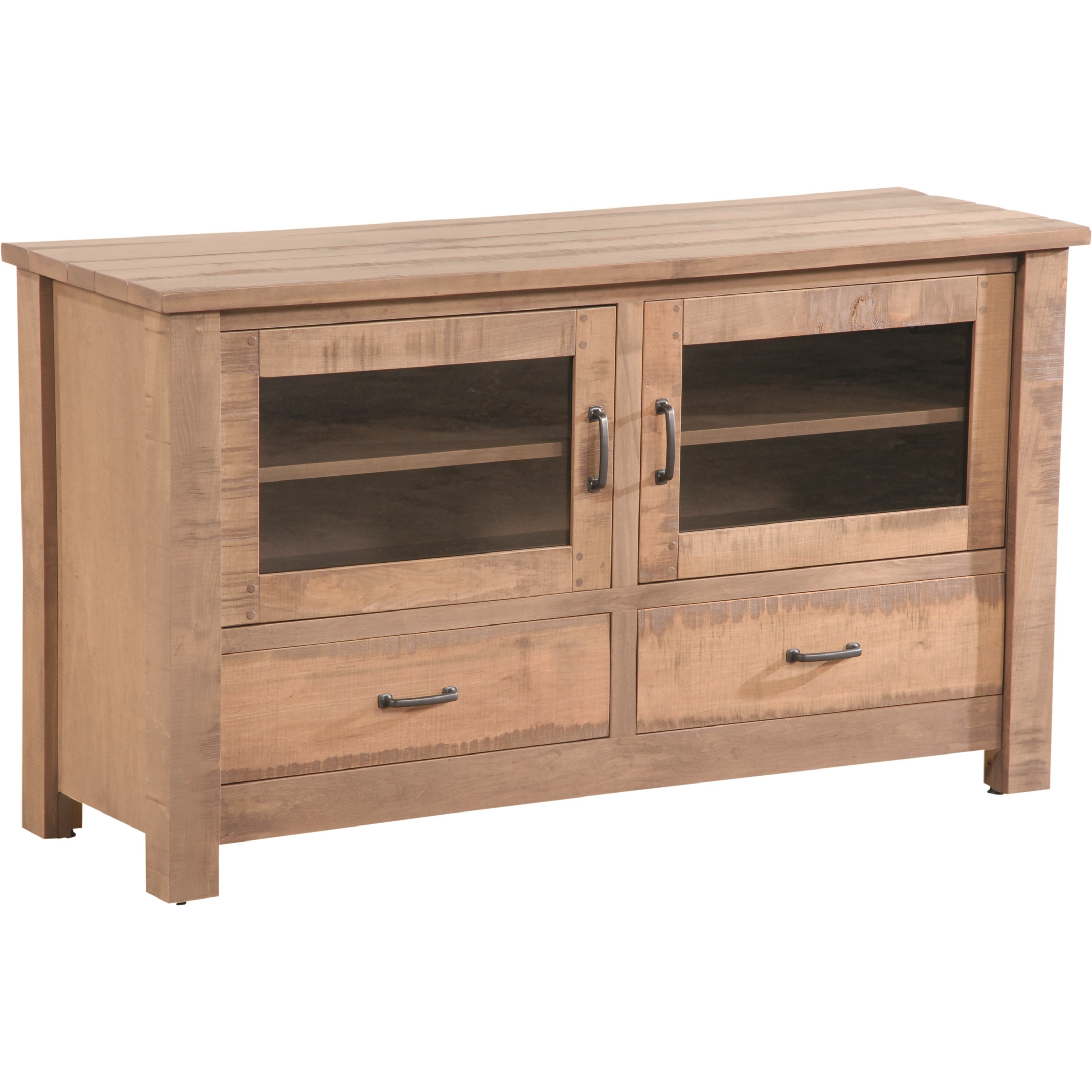 """Entertainment Terrance 54"""" TV Stand by INTEG Wood Products at Saugerties Furniture Mart"""