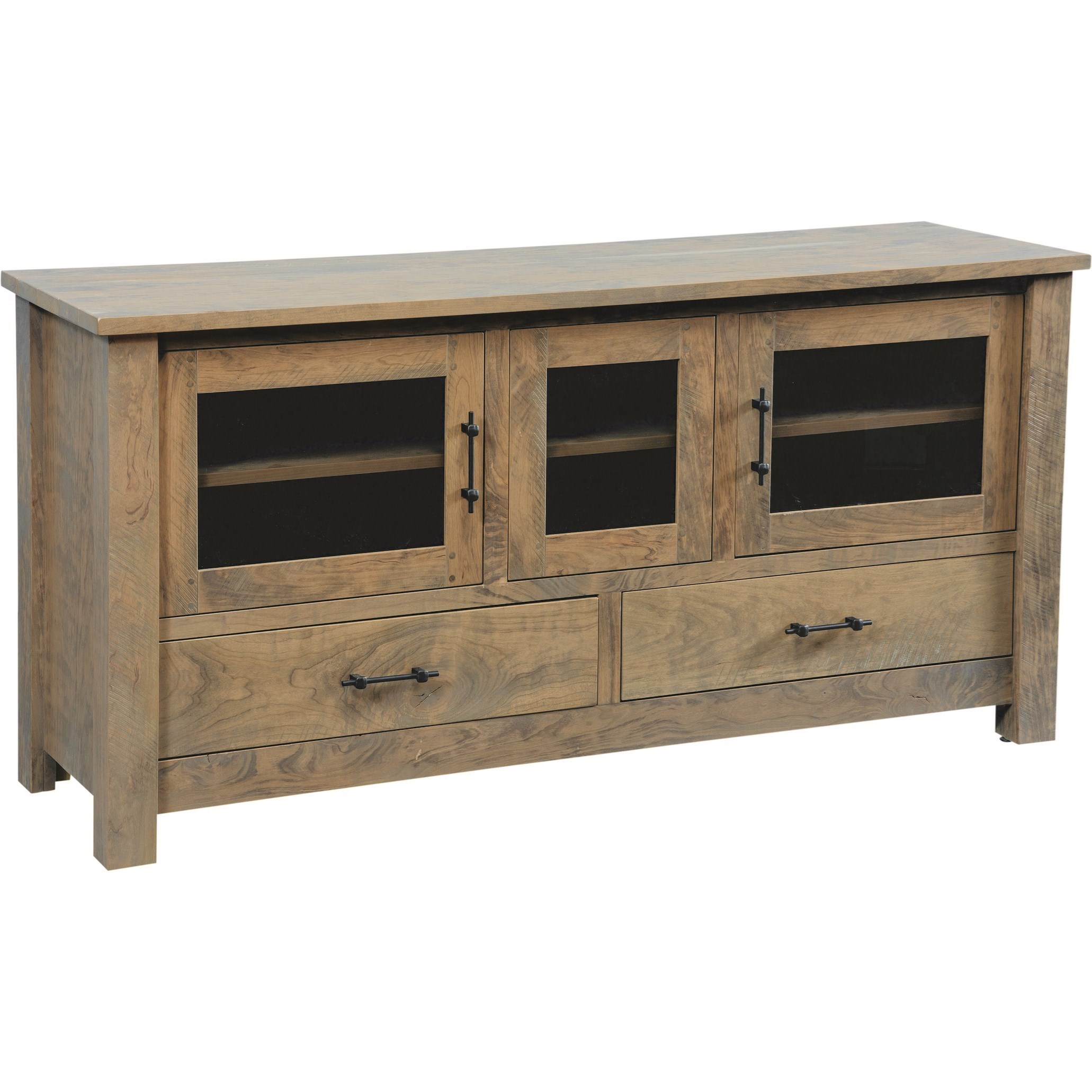 """Entertainment Terrance 63"""" TV Stand by INTEG Wood Products at Saugerties Furniture Mart"""