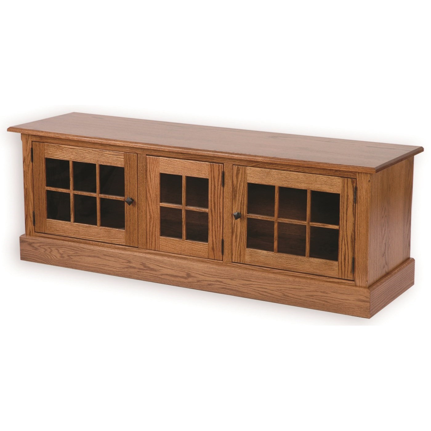 """Entertainment Rockford 63"""" TV Stand by INTEG Wood Products at Saugerties Furniture Mart"""