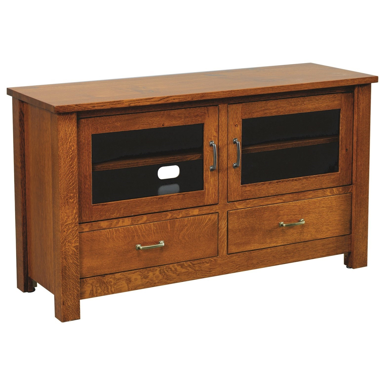 Entertainment Terrance TV Stand by INTEG Wood Products at Saugerties Furniture Mart