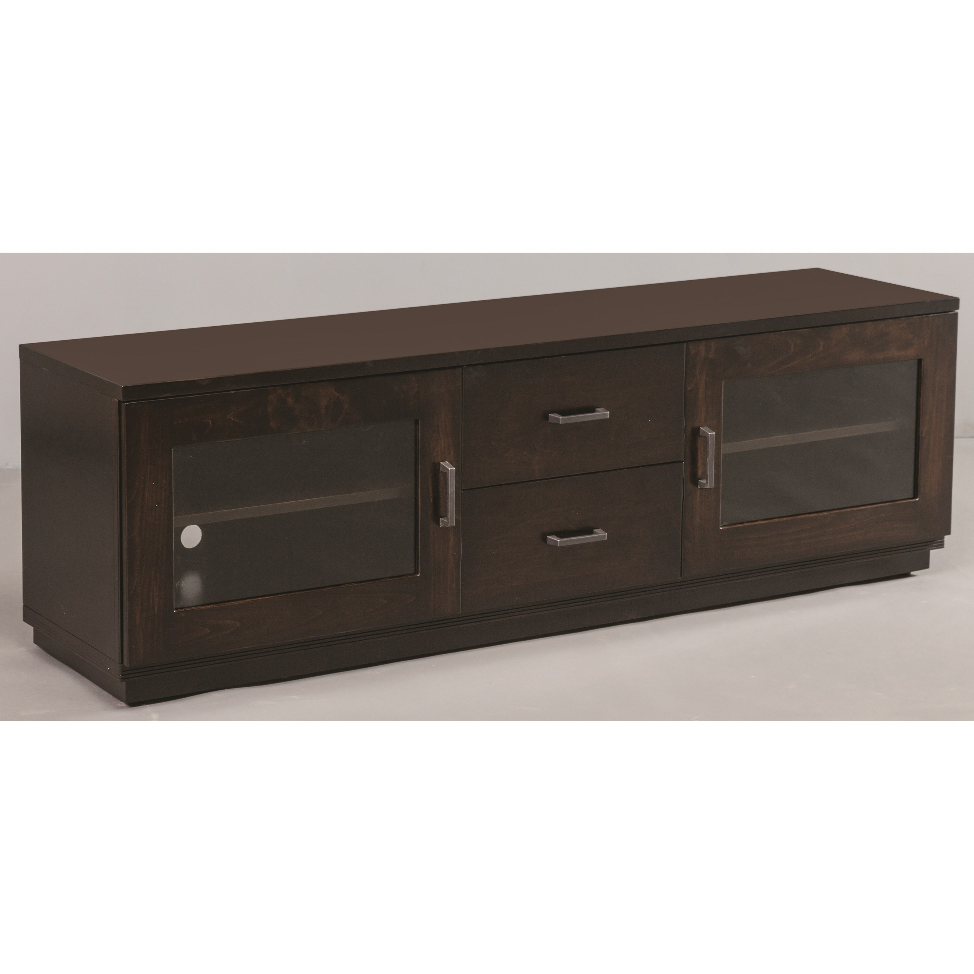 Entertainment Venice TV Stand by INTEG Wood Products at Saugerties Furniture Mart