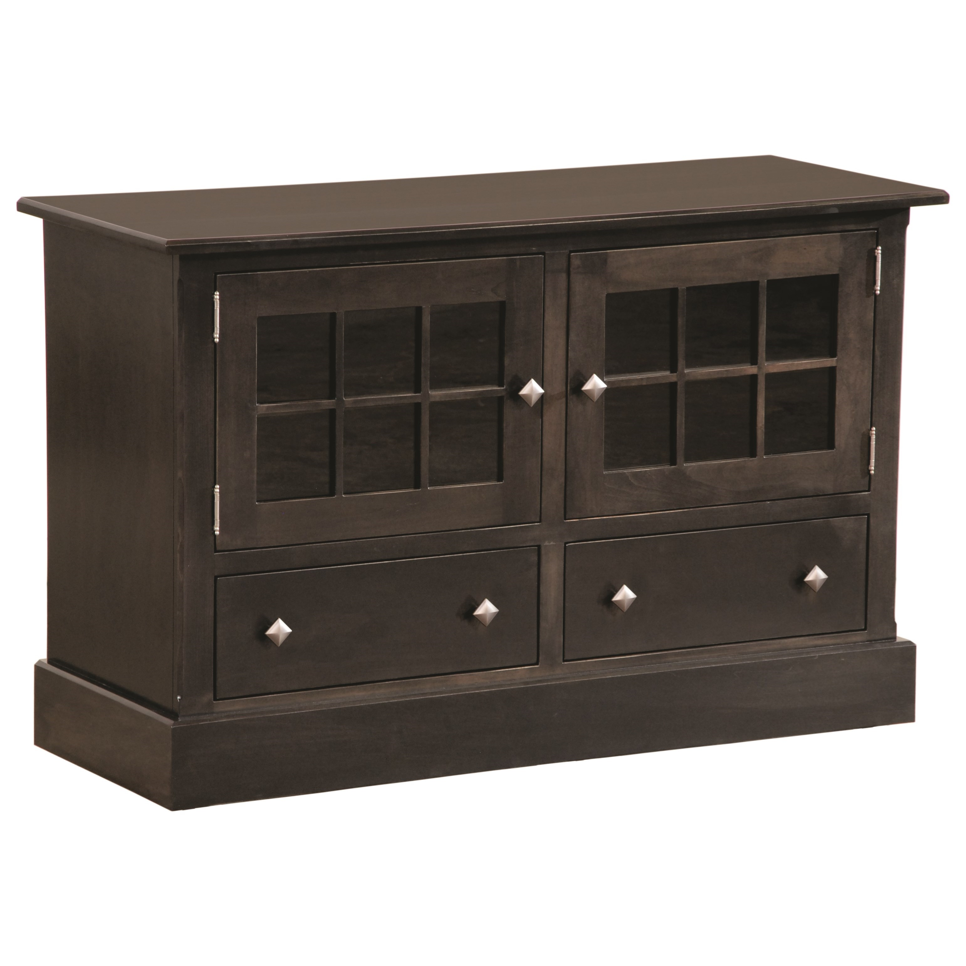 """Entertainment Winchester 48"""" TV Stand by INTEG Wood Products at Saugerties Furniture Mart"""