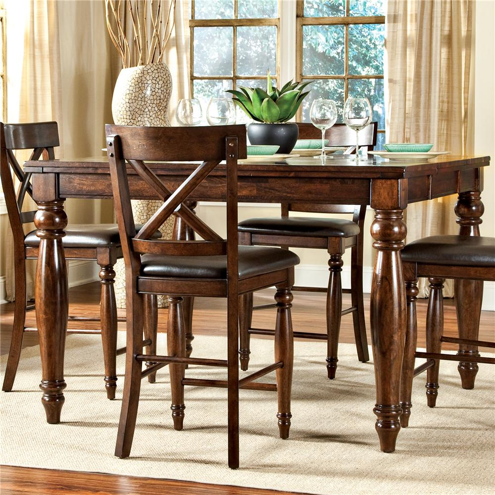 Kingston  Gathering Table by Intercon at Wayside Furniture