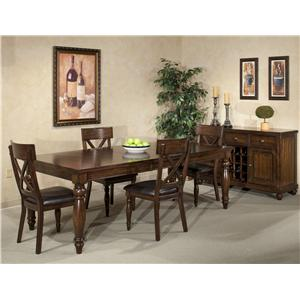 8Pc Dining Room