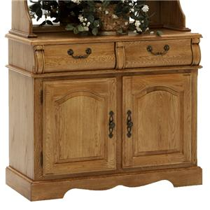"""42"""" Buffet with Two Drawers"""