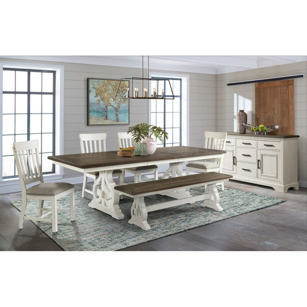 Drake Formal Dining Group by Intercon at Dinette Depot
