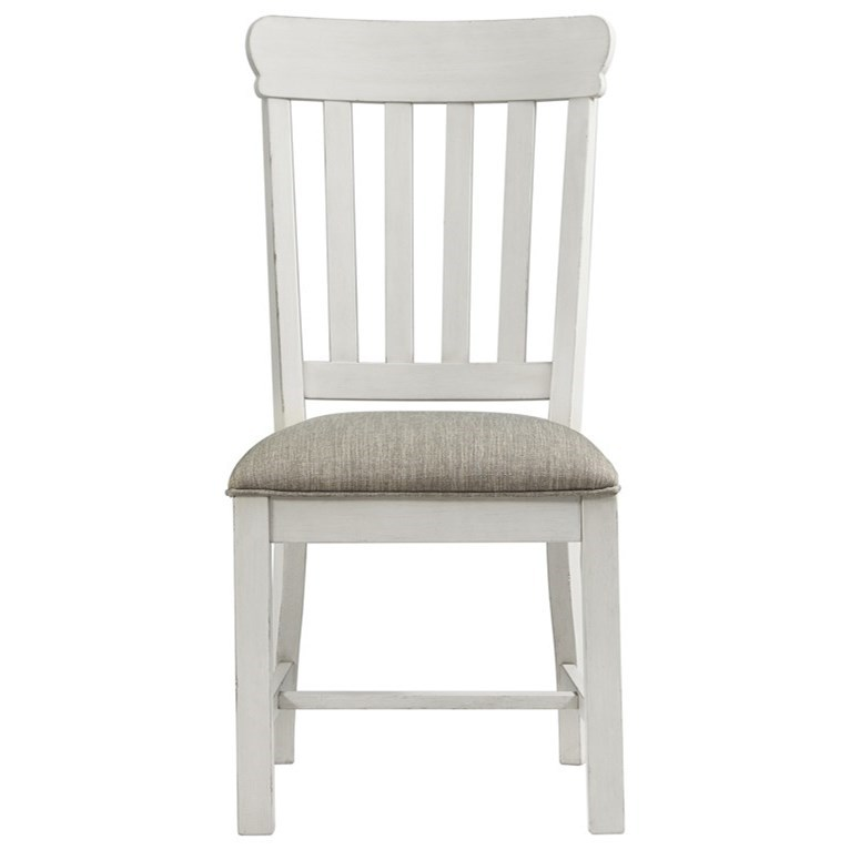 Drake Side Chair by Intercon at Dinette Depot