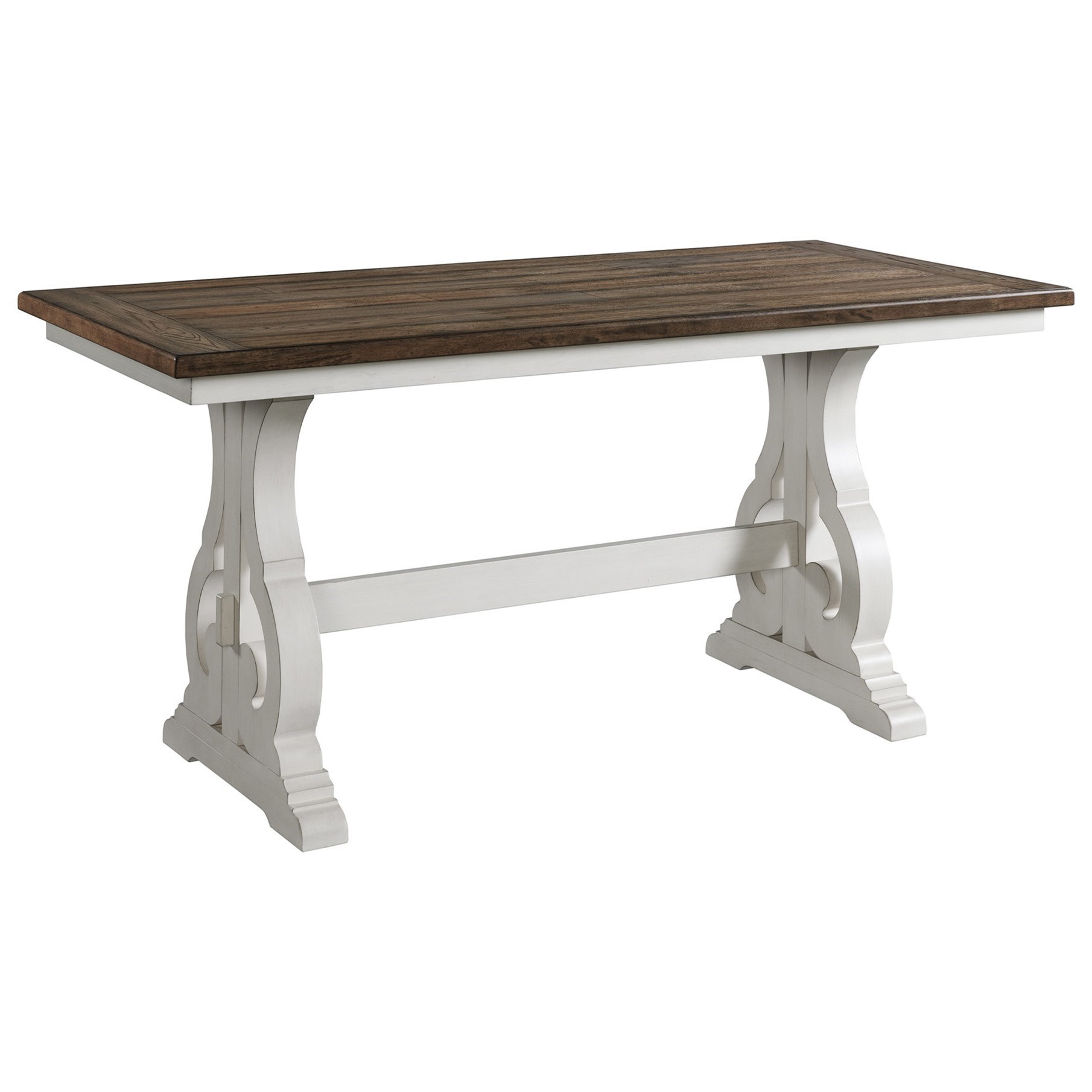 Drake Counter Height Table by Intercon at Dinette Depot