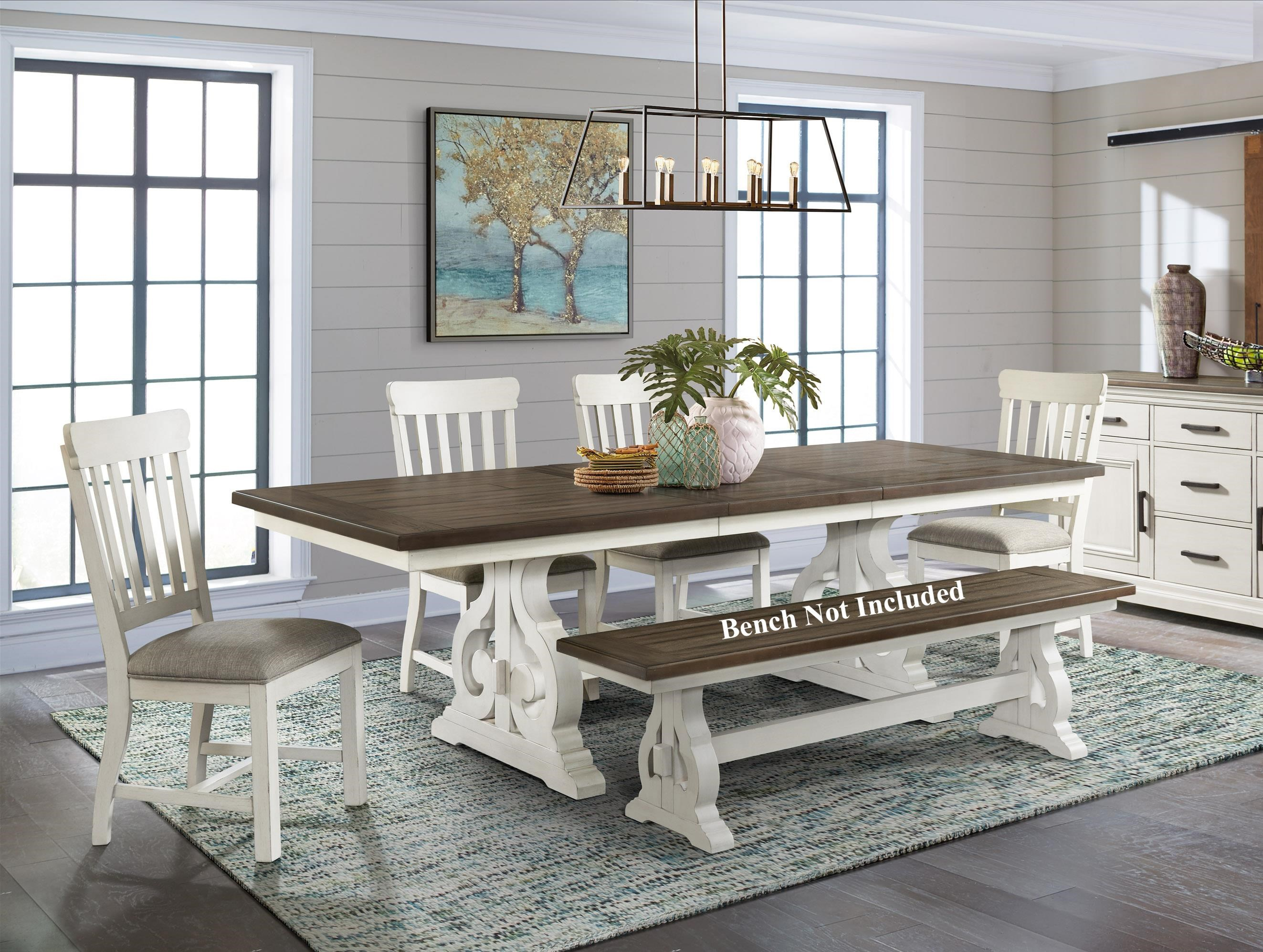 Drake 5 Piece Table and Chair Set by Intercon at Wayside Furniture