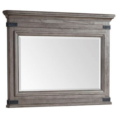 Falco Chesser Mirror at Walker's Furniture