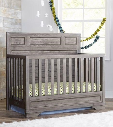 Foundry convertible crib by Sussex Bay at Johnny Janosik