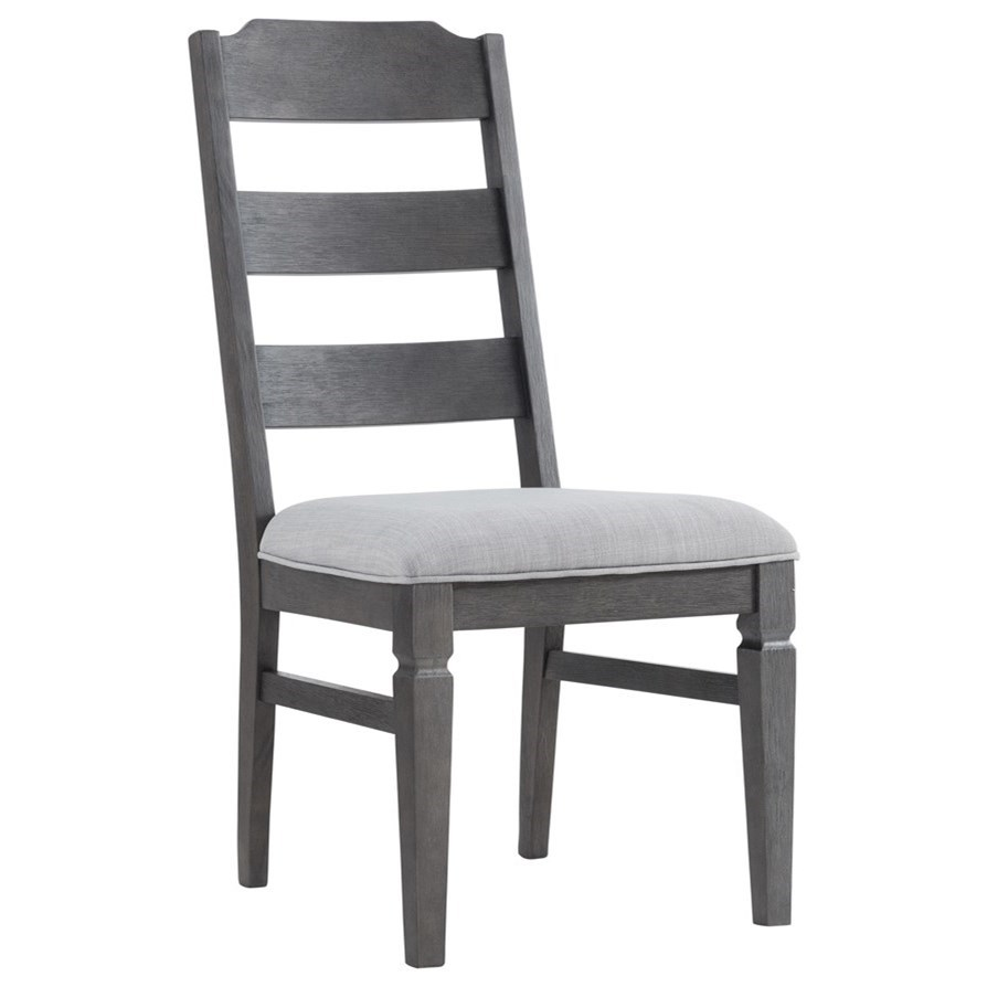 Foundry Side Chair by Intercon at Rife's Home Furniture