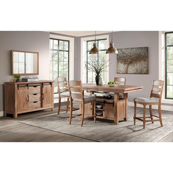 Highland Casual Dining Room Group at Sadler's Home Furnishings