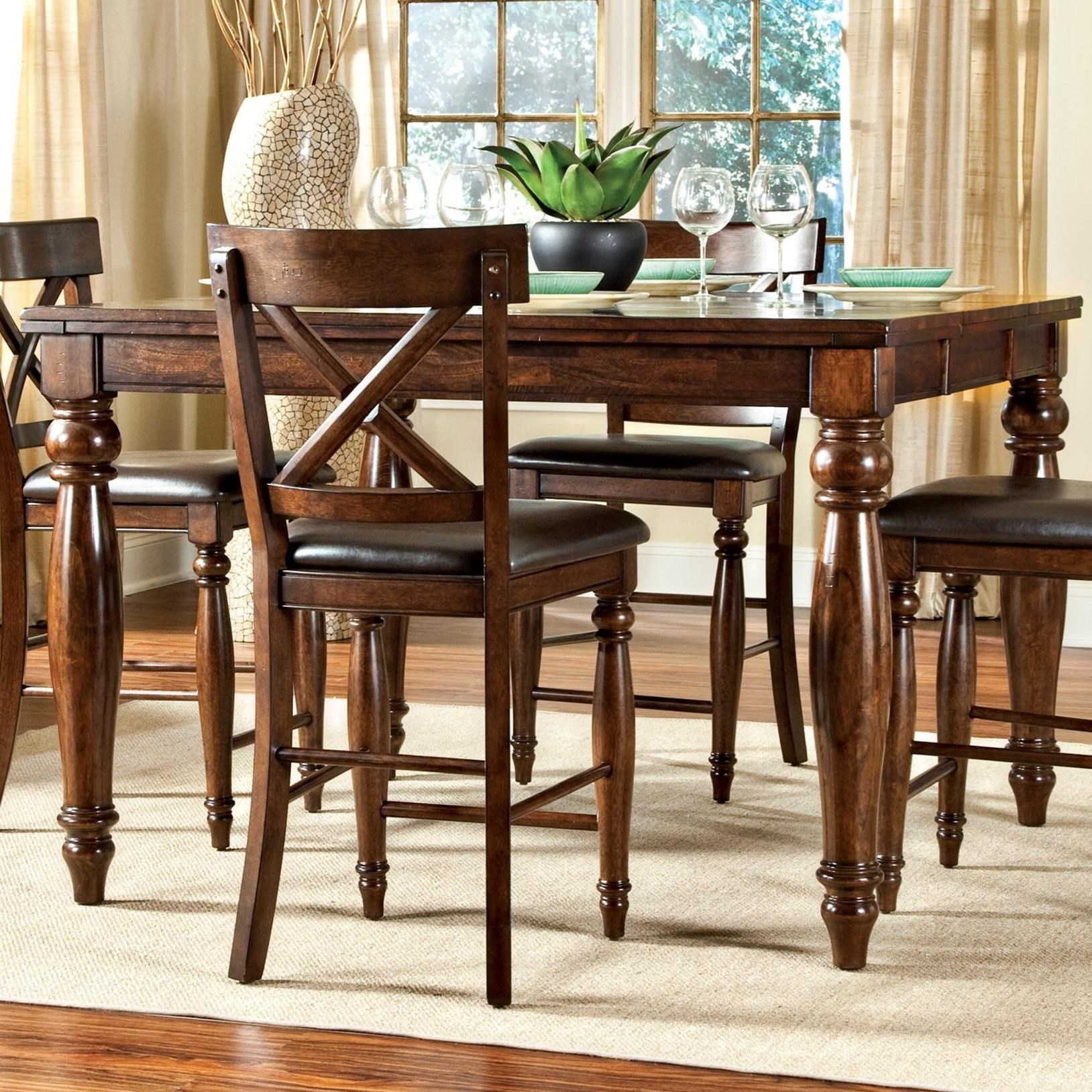 Kingston  Gathering Table by Intercon at Rooms for Less