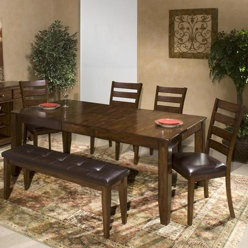 Kona 5 PC SET by Intercon at Rife's Home Furniture