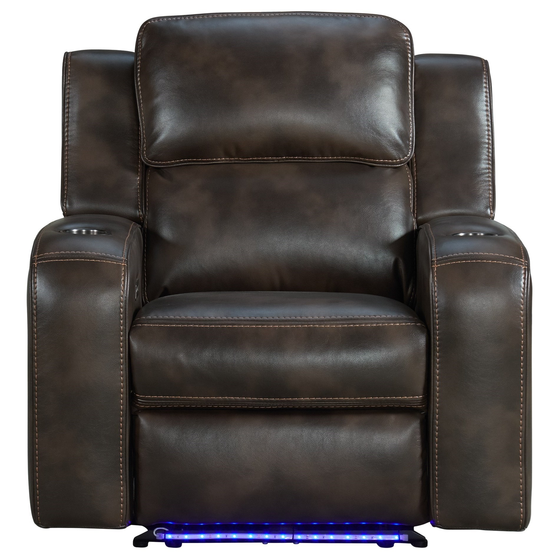 Silhouette Power Recliner by VFM Signature at Virginia Furniture Market