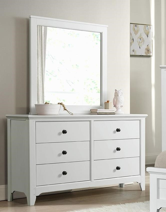 Tahoe Dresser and Mirror Set by Sussex Bay at Johnny Janosik