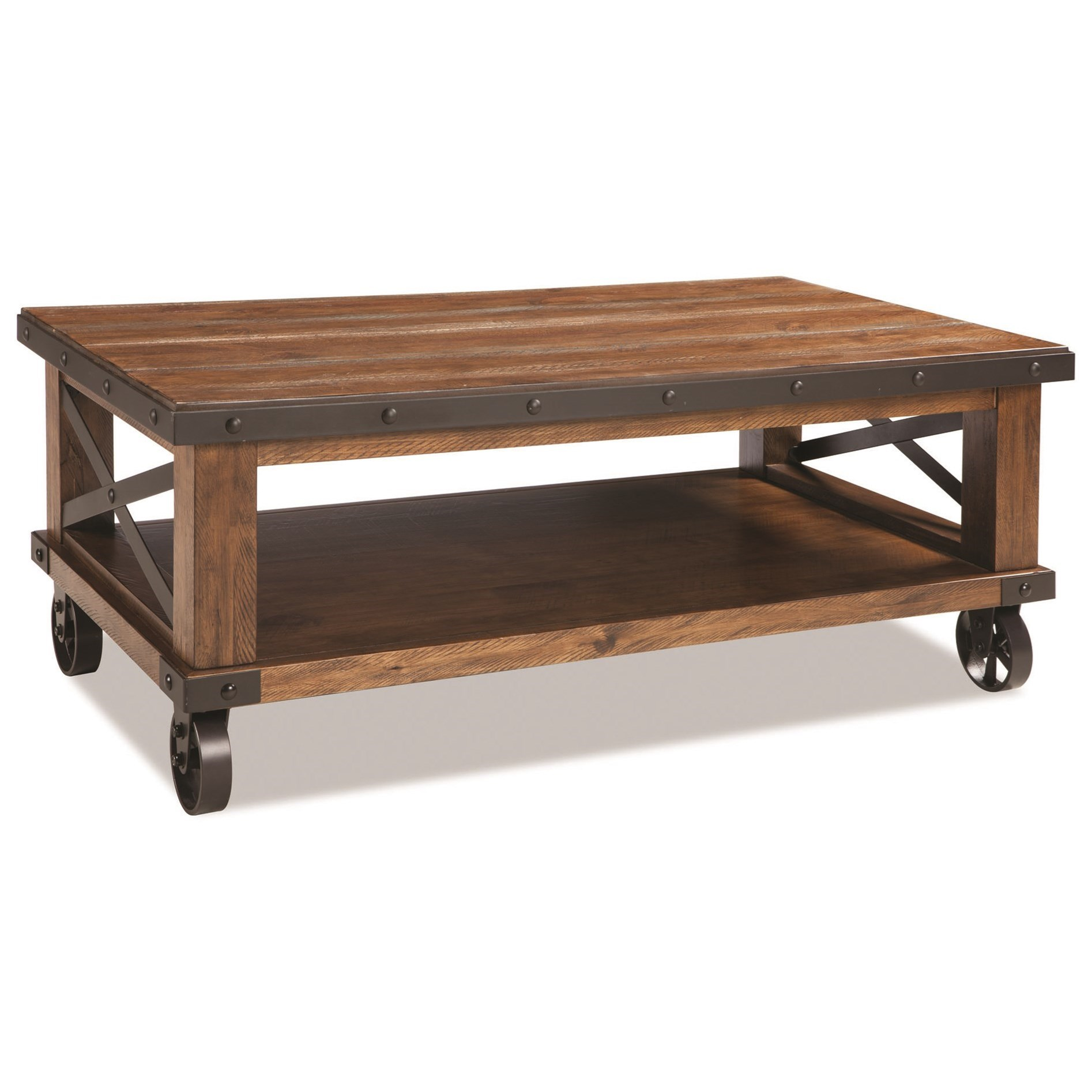 Taos Coffee Table by Intercon at Rife's Home Furniture