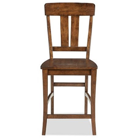 The District Bar Stool by Intercon at Arwood's Furniture