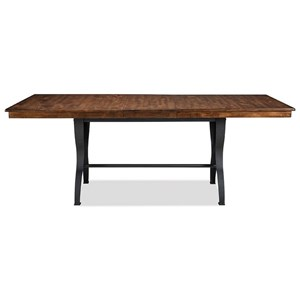 Gathering Height Dining Table with Leaf