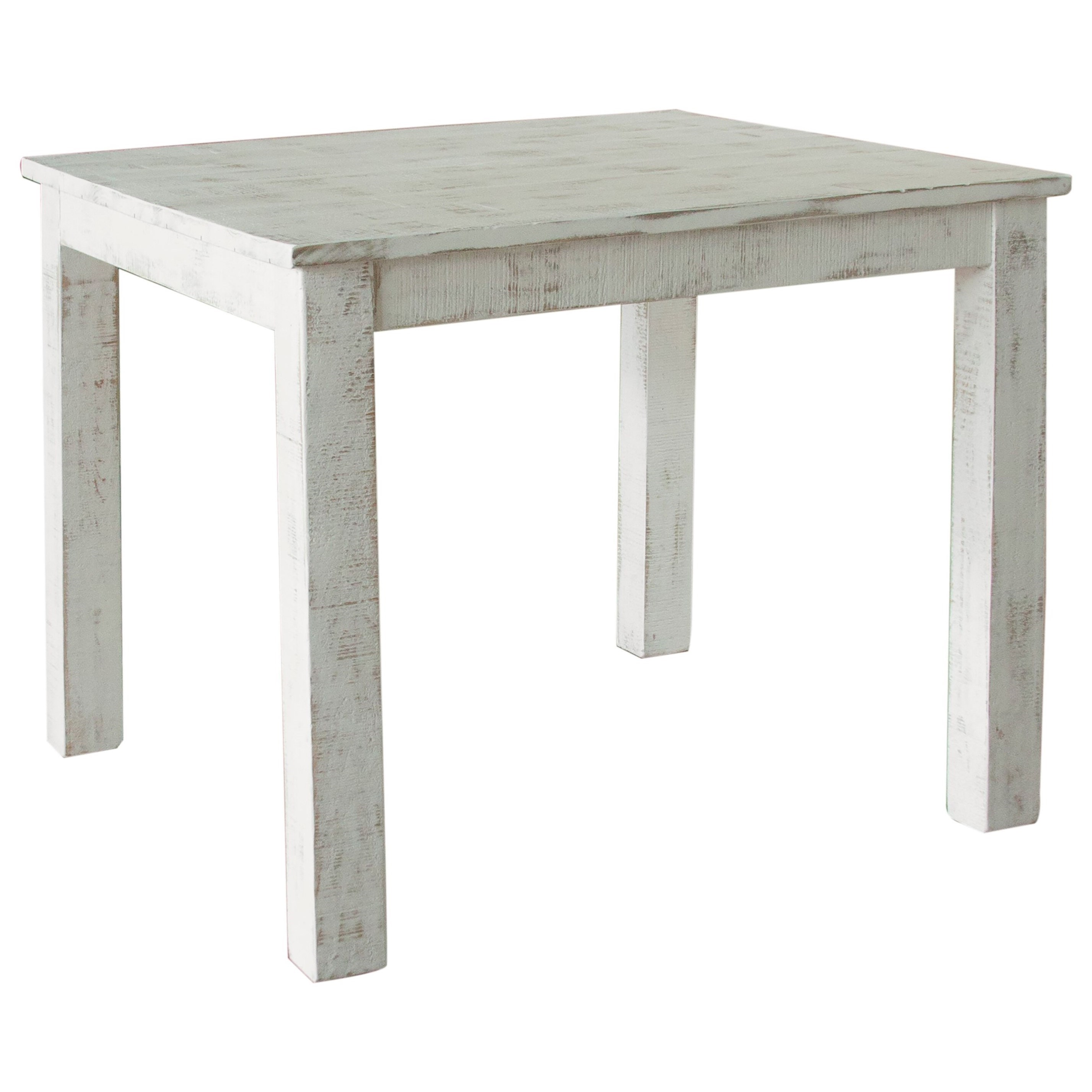 "Pueblo 42"" Counter Table by International Furniture Direct at VanDrie Home Furnishings"