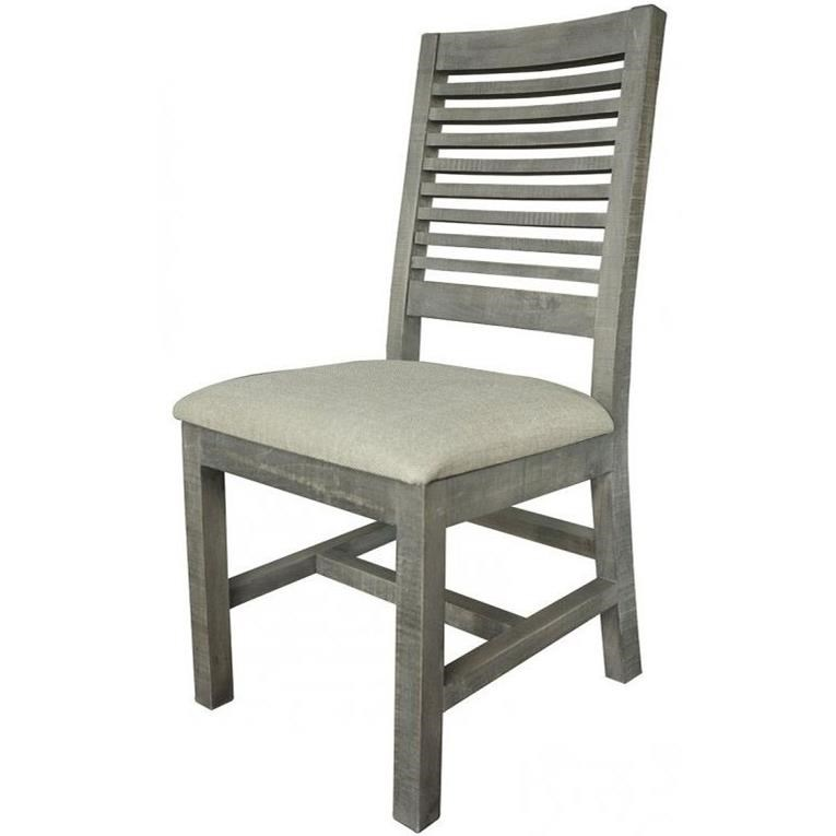 Stone Dining Side Chair by International Furniture Direct at Wilson's Furniture
