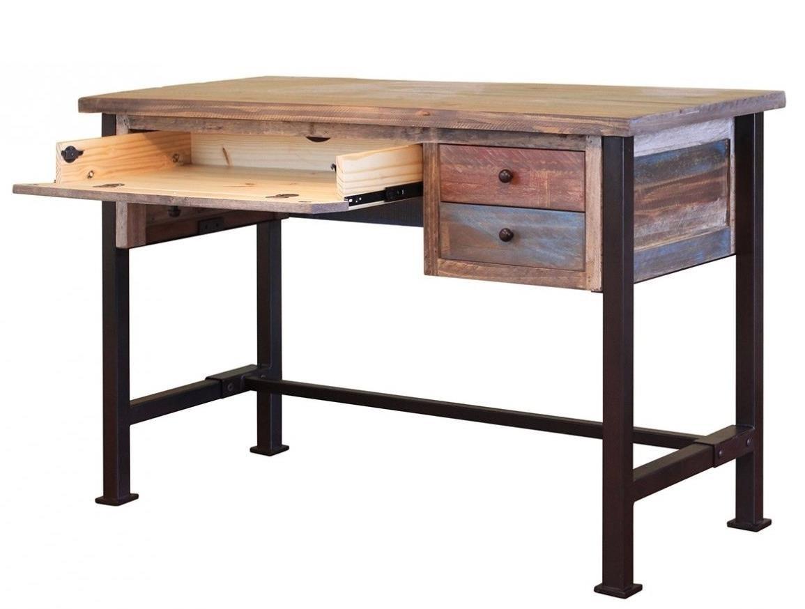 900 Antique Desk by International Furniture Direct at Catalog Outlet
