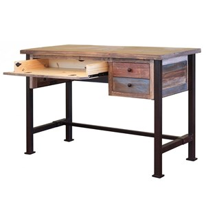 International Furniture Direct 900 Antique Desk