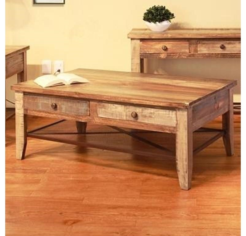 968 Cocktail Table and 2 End Tables Set by International Furniture Direct at Sam Levitz Outlet