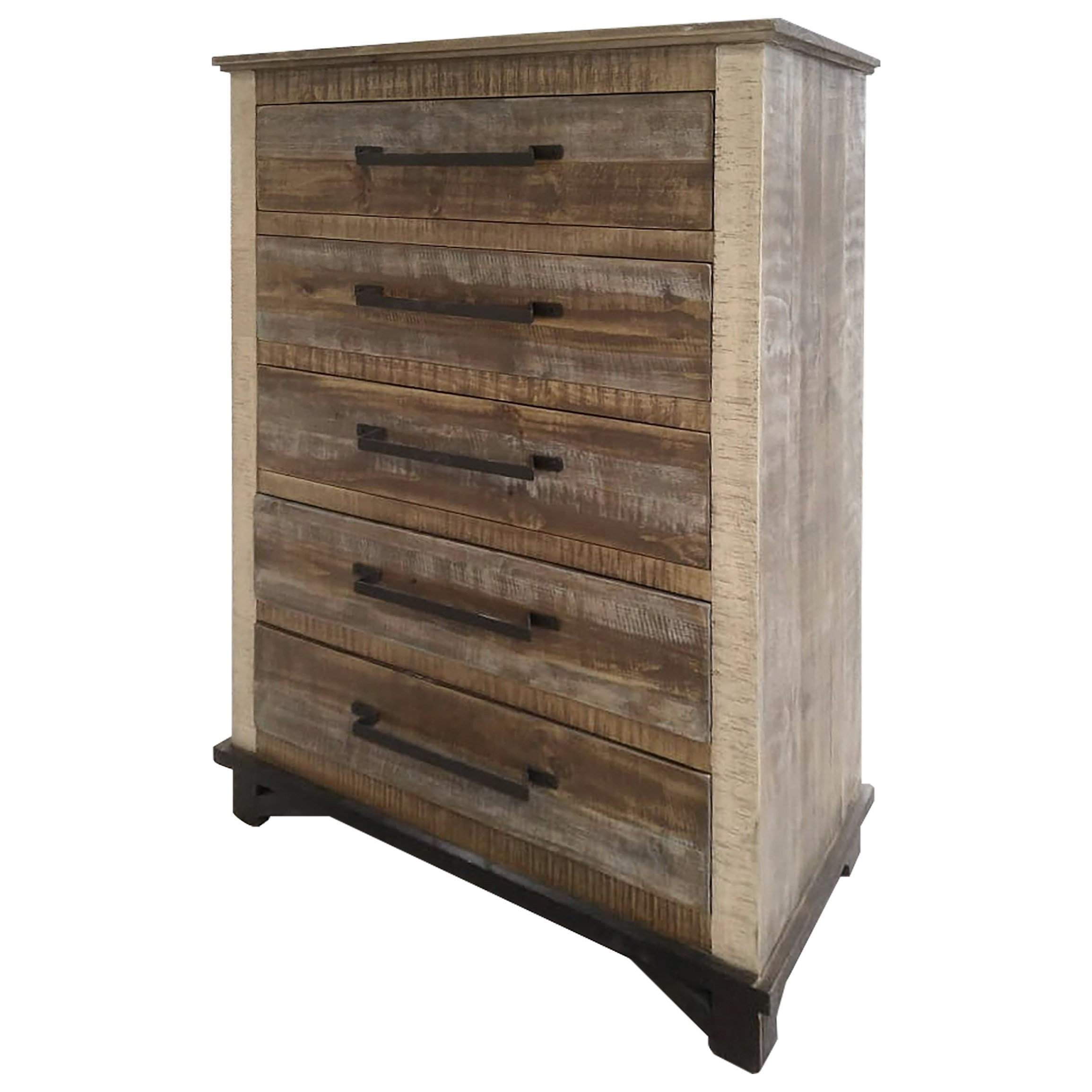 Golden Loft Chest by International Furniture Direct at Catalog Outlet