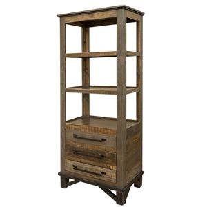 Pier for Wall Unit or Bookcase