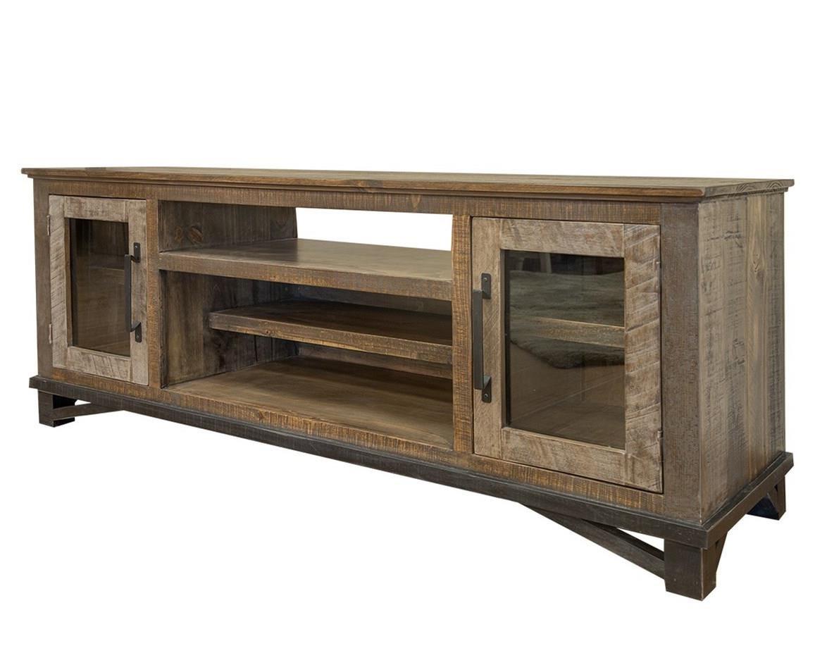 "Loft 68"" TV Stand by International Furniture Direct at Darvin Furniture"