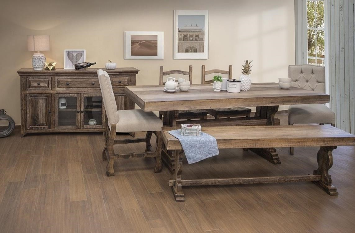 Marquez Dining Room Group by International Furniture Direct at VanDrie Home Furnishings