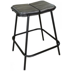 "Contemporary 24"" Bar Stool"